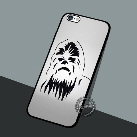 Chewbacca Star Wars - iPhone 7 6 5 SE Cases & Covers