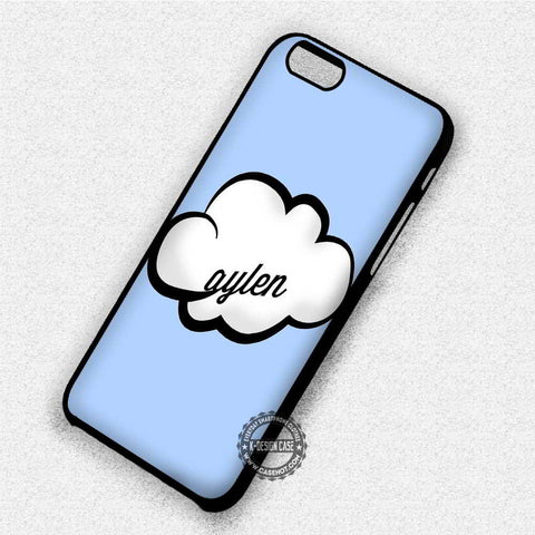 Cloud Caylen in The Sky - iPhone X 8+ 7 6s SE Cases & Covers