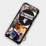 5 Seconds Of Summer Calum Clifford Luke Ashton - iPhone 7 6 5 SE Cases & Covers