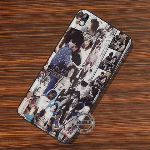Collage Larry Louise - LG Nexus Sony HTC Phone Cases and Covers