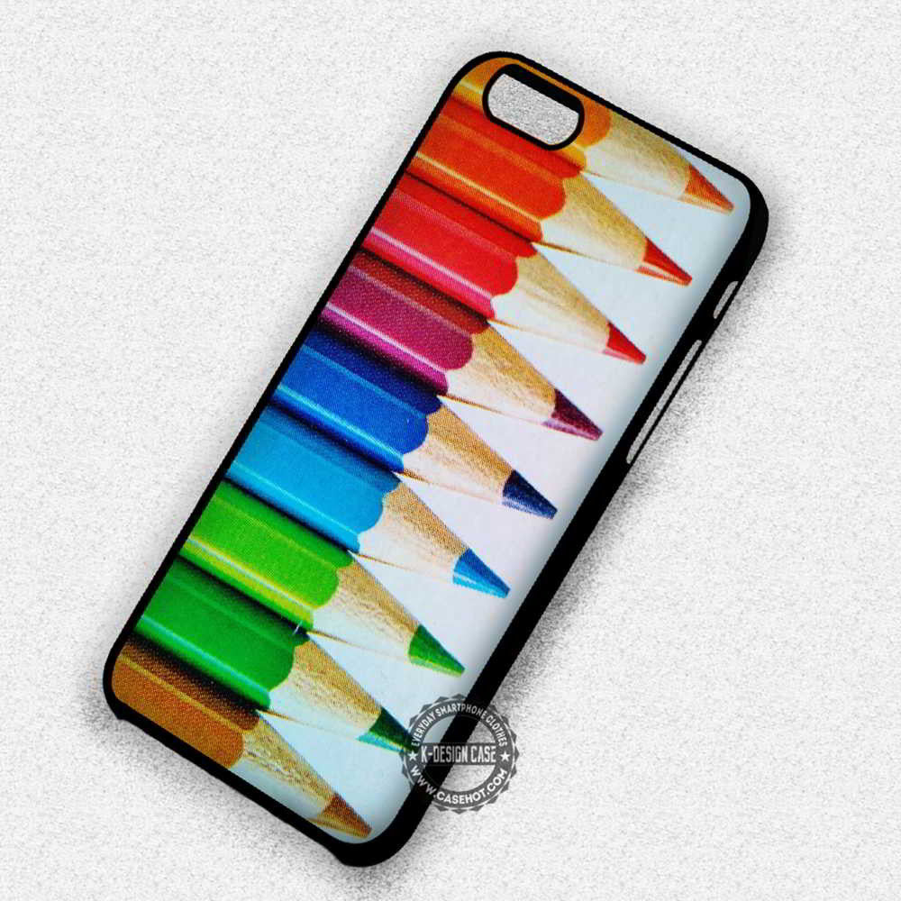 wholesale dealer d4484 be43e Color Pencil Box Palette - iPhone 7 6s 5c 4s SE Cases & Covers