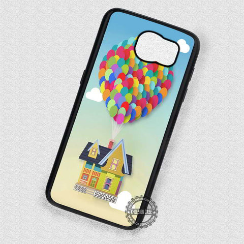 Colorful Balloons Up - Samsung Galaxy S7 S6 S5 Note 5 Cases & Covers