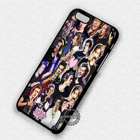 Cool Boy Harry Styles- iPhone 7 6 Plus 5c 5s SE Cases & Covers