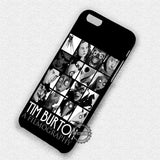 Corpse Filmography Tim Burton - iPhone 7 6 Plus 5c 5s SE Cases & Covers