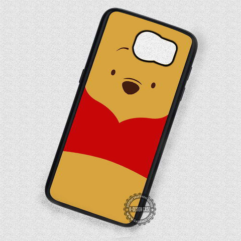 Cute Bear Winnie the Pooh - Samsung Galaxy S7 S6 S5 Note 7 Cases & Covers