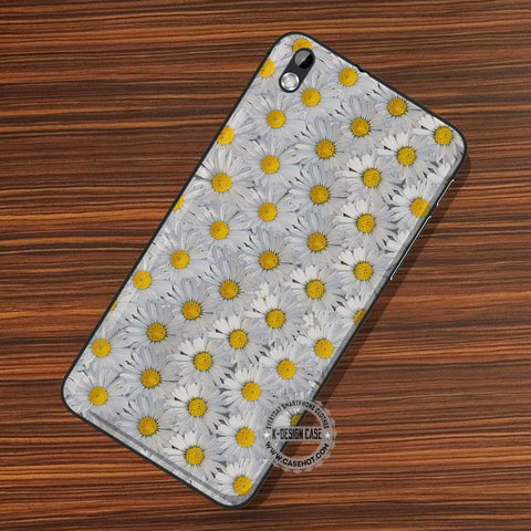 Daisy Flowers Floral - LG Nexus Sony HTC Phone Cases and Covers