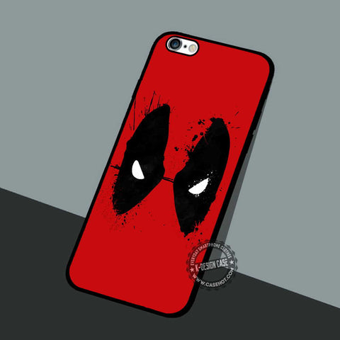 Deadpool Action Fantasy - iPhone 7 6 5 SE Cases & Covers