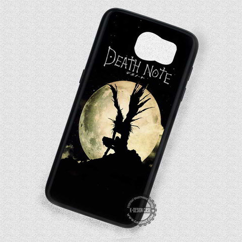 God Silhouette Ryuk Death Note - Samsung Galaxy S7 S6 S4 Note 7 Cases & Covers