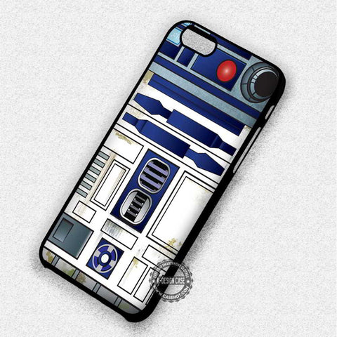 Dirty Robo Star Wars - iPhone 7 6S+ 5C SE Cases & Covers