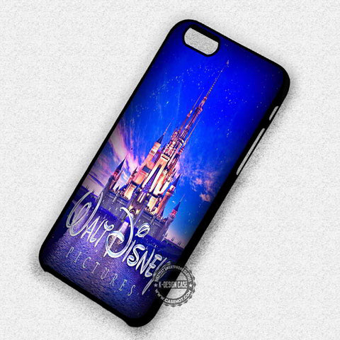 Castle in The Starry Night Walt Disney - iPhone 7+ 6S 5 SE Cases & Covers