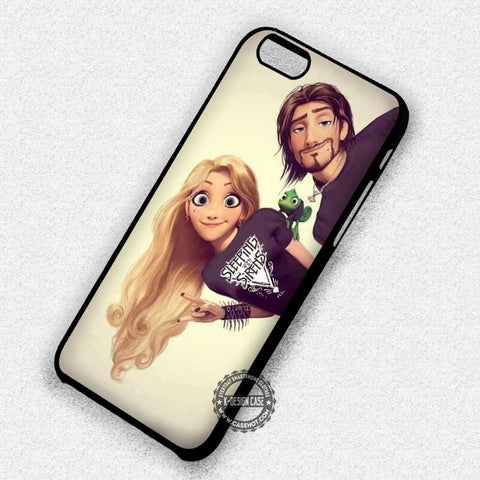 Rapunzel Punk Sleeping with Sirens - iPhone 7 6 Plus 5c 5s SE Cases & Covers