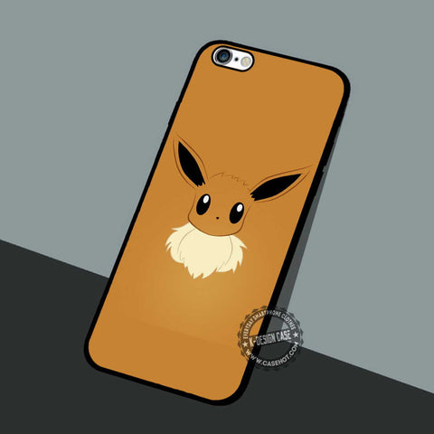 Face Pokemon Go - iPhone 7 6 5 SE Cases & Covers