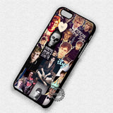 Evan Petters Collage Asylum - iPhone 7 6 Plus 5c 5s SE Cases & Covers
