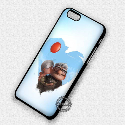 Everlasting Love Carl and Ellie - iPhone 7 6 Plus 5c 5s SE Cases & Covers