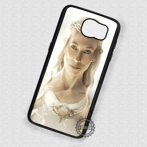Fairy Elf Galadriel Hobbit - Samsung Galaxy S7 S6 S4 Note 7 Cases & Covers