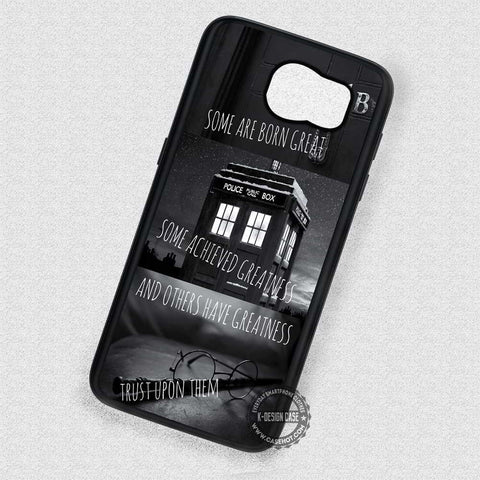 Fandoms Quote 221b Tardis - Samsung Galaxy S7 S6 S5 Note 4 Cases & Covers