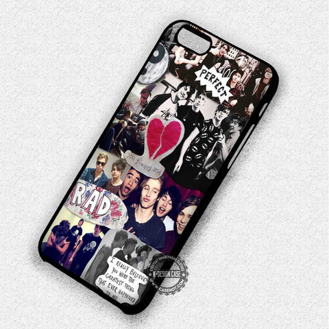 Fans Collage - iPhone 7 6S 5 SE 4 Cases & Covers