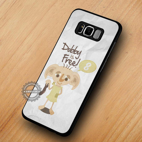 Find The Socks Harry Potter Dobby - Samsung Galaxy S8 Case