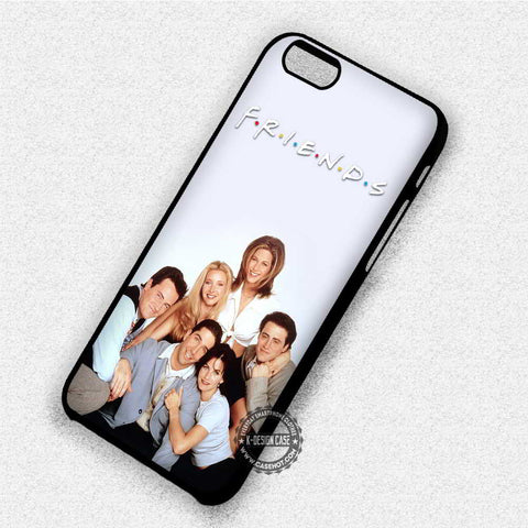 Friends Story Six - iPhone 7 6 Plus 5c 5s SE Cases & Covers