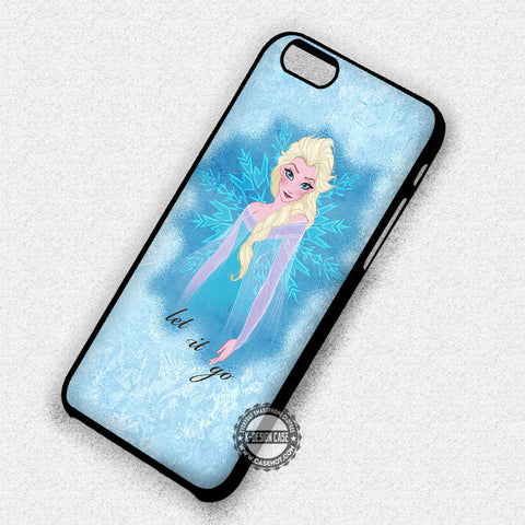 Let It Go - iPhone 7+ 7 6 6+ SE Cases & Covers