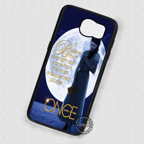Full Moon Girl Storybrooke - Samsung Galaxy S7 S6 S5 Note 7 Cases & Covers