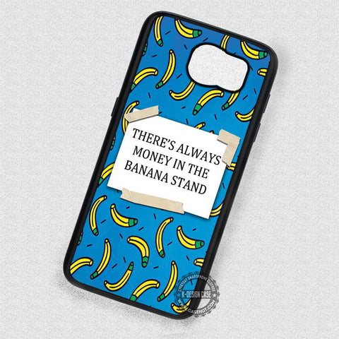 Banana Arrested Development - Samsung Galaxy S7 S6 S5 Note 4 Cases & Covers