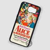 Gathering for Some Meal Alice in Wonderland - Samsung Galaxy S7 S6 S5 Note 7 Cases & Covers
