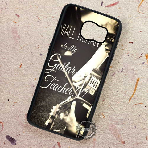 Guitar Teacher Niall Horan 1D - Samsung Galaxy S7 S6 S5 Note 7 Cases & Covers