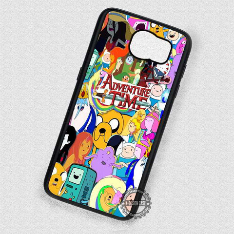 Happy Colorful Cartoons Collage - Samsung Galaxy S7 S6 S5 Note 7 Cases & Covers