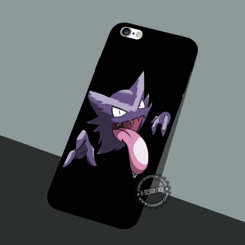 Haunter Character Anime - iPhone 7 6 5 SE Cases & Covers