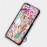 Heart of A Princess - iPhone 8+ 7 6s SE Cases & Covers