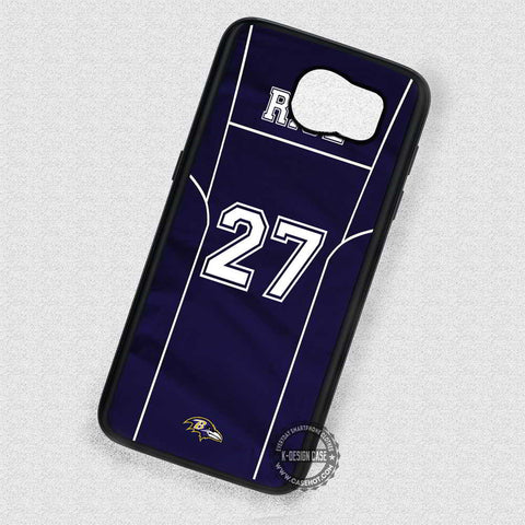 His Jersey Ray Rice Baltimore Ravens - Samsung Galaxy S7 S6 S5 Note 4 Cases & Covers