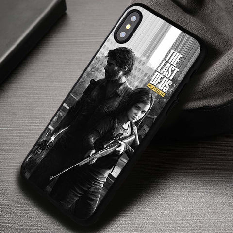 The Last of Us Poster - iPhone X Case
