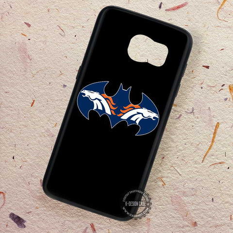 Horse Bat Logo Modified Batman - Samsung Galaxy S7 S6 S5 Note 7 Cases & Covers