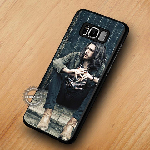 Andrew Hozier Country Music - Samsung Galaxy S8 Case