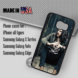 Andrew Hozier Luke Bryan - Samsung Galaxy S7 S6 S5 Note 5 Cases & Covers
