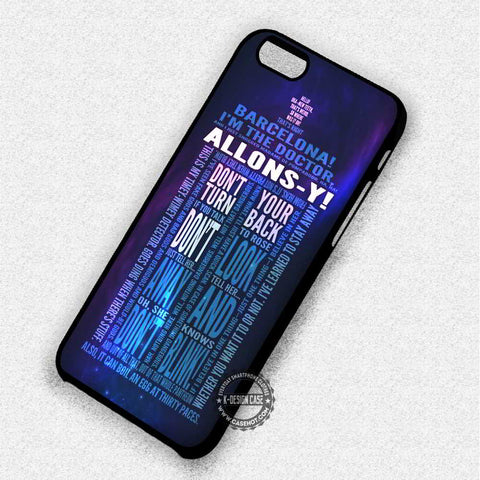 Art Typography   - iPhone 7 6S 5C SE Cases & Covers