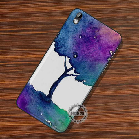 Water Color Hue Tree - LG Nexus Sony HTC Phone Cases and Covers