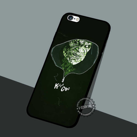 Croc From Suicide Squad - iPhone 7 6 Plus Cases & Covers