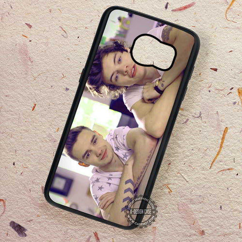 Liam Harry Lirry - Samsung Galaxy S7 S6 S5 Note 7 Cases & Covers
