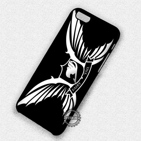 Logo Wings Fairy Tail - iPhone 7 6s 5c 4s SE Cases & Covers