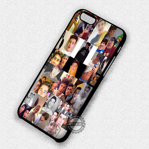Magcon Boys Collage - iPhone 7 6S 5 5C SE Cases & Covers