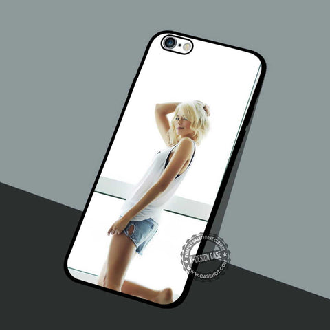 Margot Robbie Pose Sexy - iPhone 7 6 5 SE Cases & Covers
