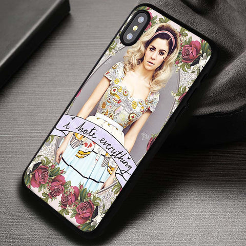 Marina And The Diamonds Hipster - iPhone X Case