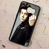 Middle Finger Harry Styles One Direction - Samsung Galaxy S7 S6 S5 Note 7 Cases & Covers