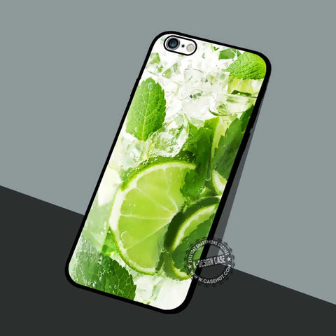 Water And Fruit - iPhone 7 6 5 SE Cases & Covers