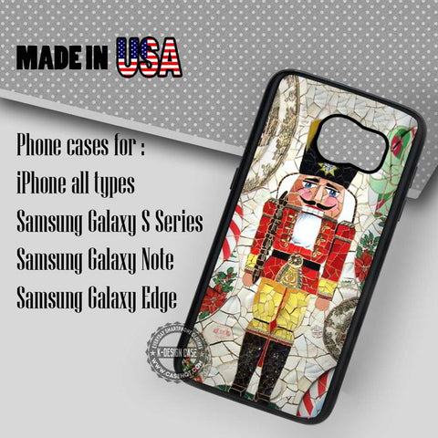 Mosaic Nutcracker Story - Samsung Galaxy S8 S7 S6 Note 8 Cases & Covers