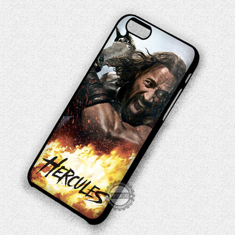 Movie Hercules Poster - iPhone 7 6 5 SE Cases & Covers