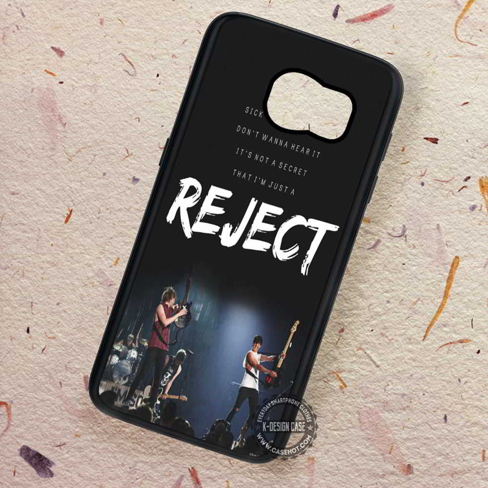 size 40 8fd25 7eb9c Music Summer 5SOS Reject - Samsung Galaxy S7 S6 S5 Note 7 Cases & Covers