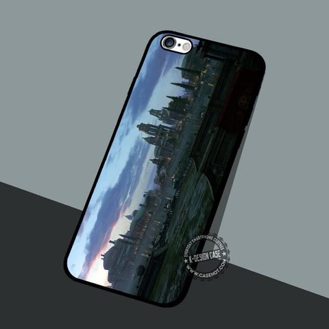 Naboo From Star Wars - iPhone 7 6 5 SE Cases & Covers